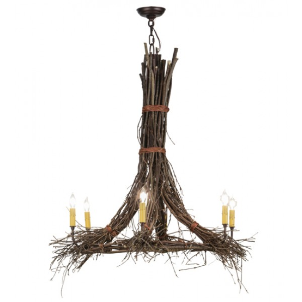 Meyda Lighting 67729 Twigs Chandelier