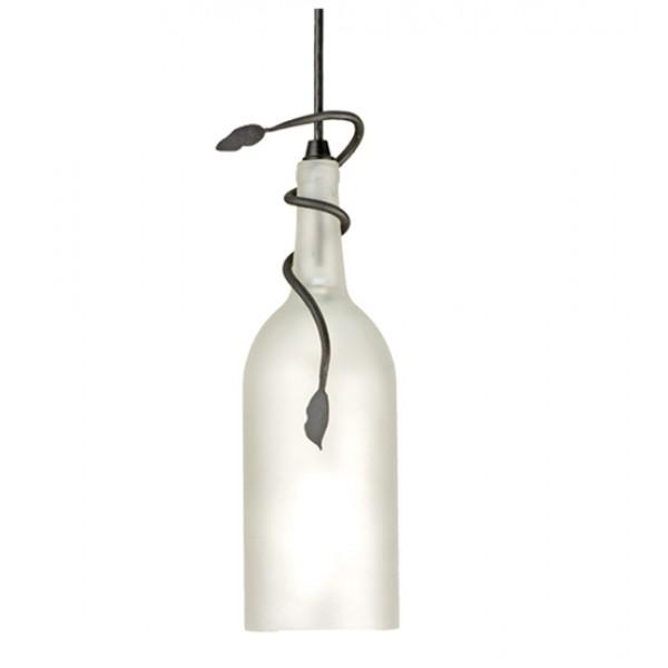 71220 Tuscan Wine Bottle Mini Pendant