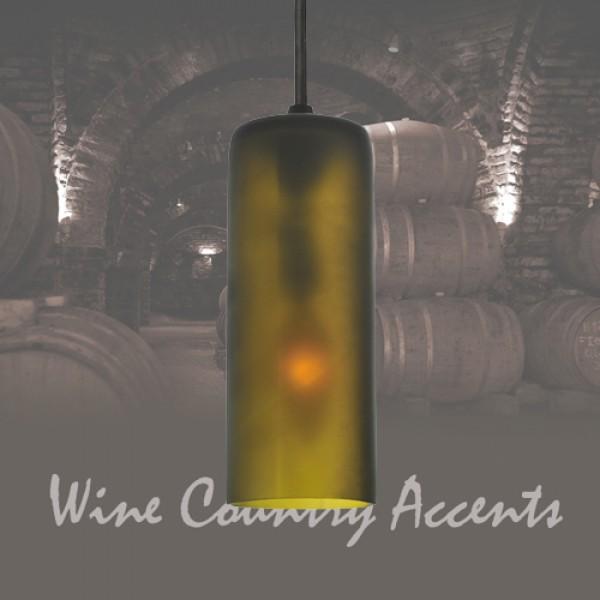 99422 Wine Bottle Mini Pendant