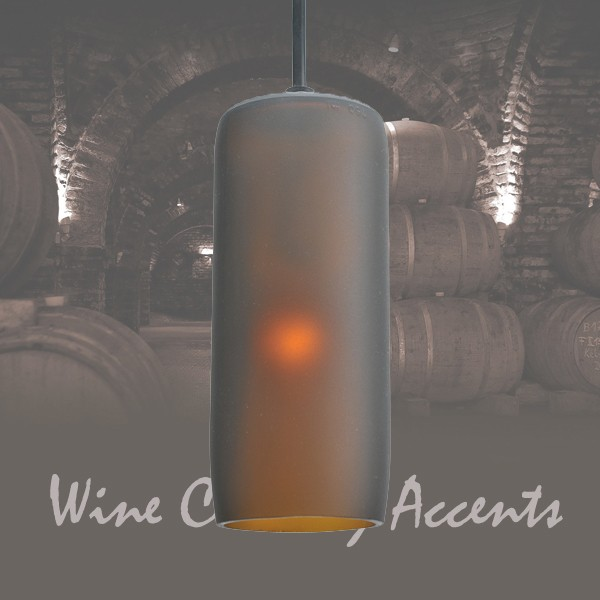 99425 Wine Bottle Mini Pendant