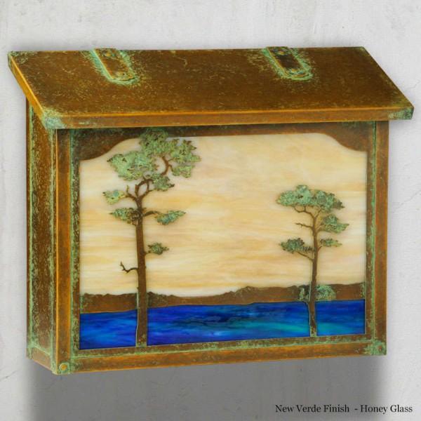 Monterey Pine America's Finest Mailboxes