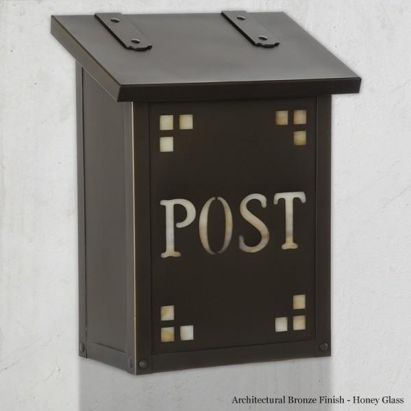 Pasadena Post Vertical Design