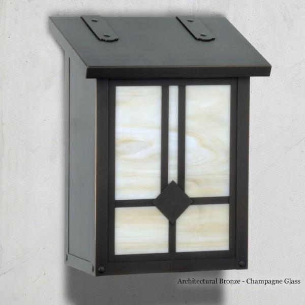 Raymond Craftsman Vertical Design