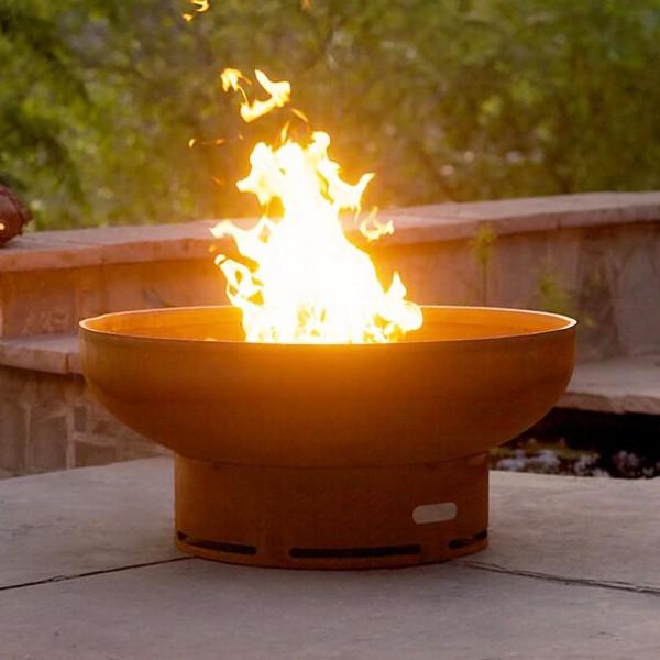 Low Boy Gas Fire Pit Art