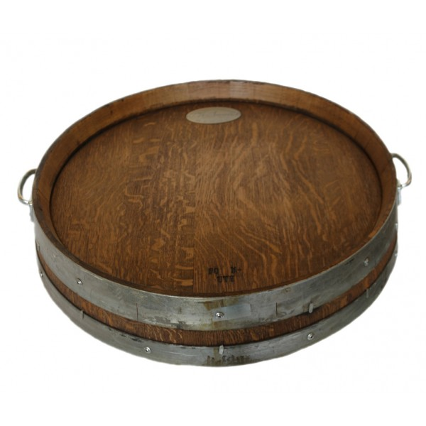 Barrel Head Tray/Cover