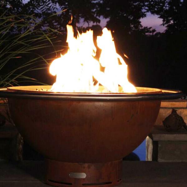 Bella Luna Gas Fire Pit Art