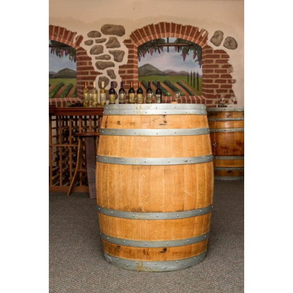 Napa East Refinished Wine Barrels Wine Country Accents
