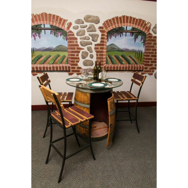 Sonoma Patio Set Napa East Collection - Wine Country Accents