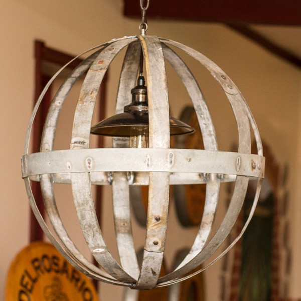 Globe Chandelier Napa East