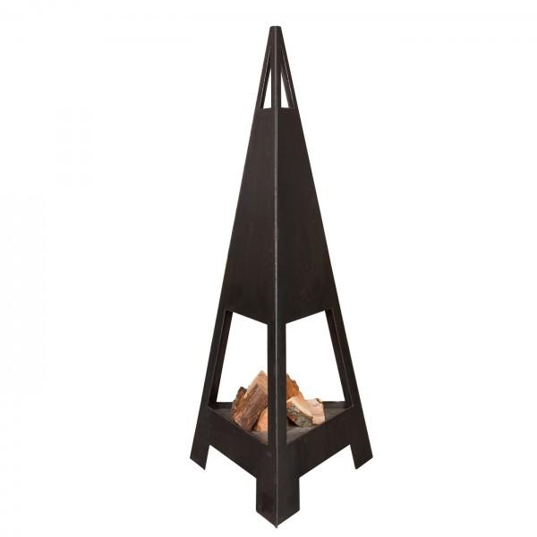Fire Guardian Steel Outdoor Fireplace
