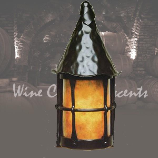 LF201F Cottage Flush to Wall Lantern
