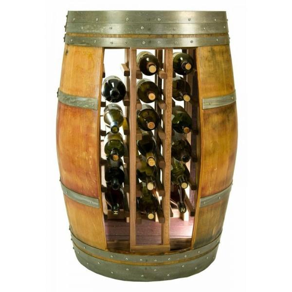 Whole Barrel Wine Rack Napa East