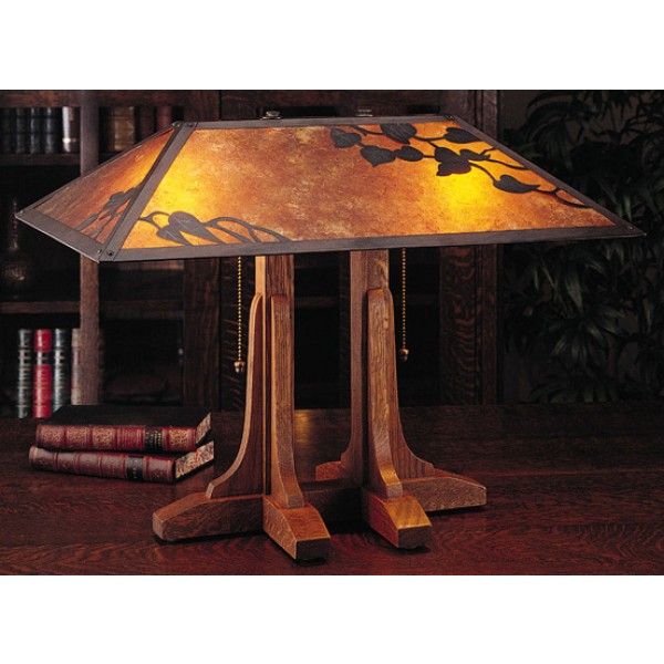 040 Library Table Lamp