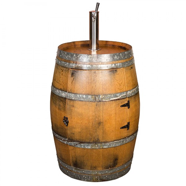 1124 Wine Barrel Kegerator Napa East Collection