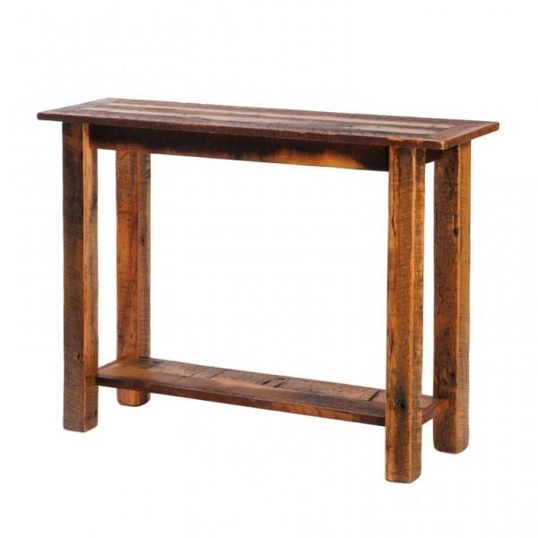 Barnwood Sofa Tables Fireside