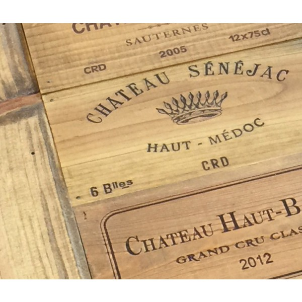 Vintage Top - Authentic Seals From Wineries