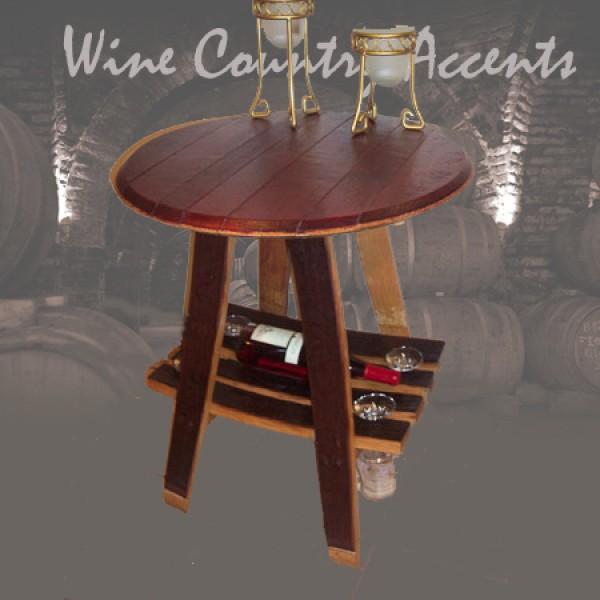 150 Barrel Bistro Table