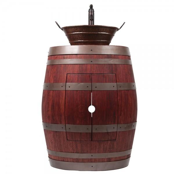 Bucket Vessel Sink : Oval Bucket Vessel 16