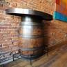 """Oak Barrel Company Half 42"""""""