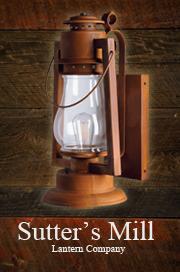 sutter's mill lantern company
